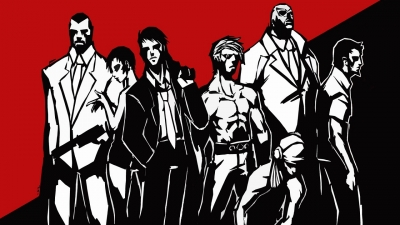 Artwork ke hře Killer 7