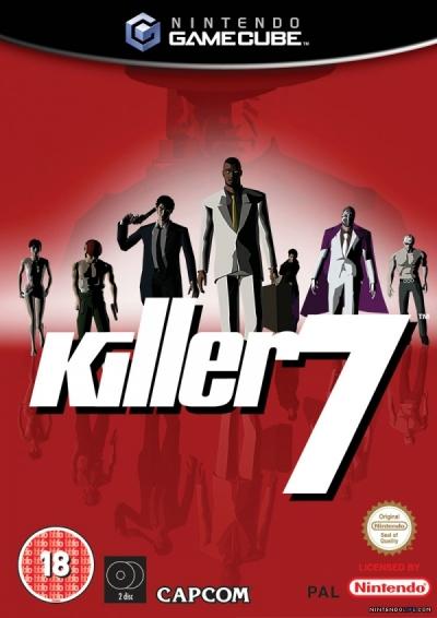 Obal hry Killer 7