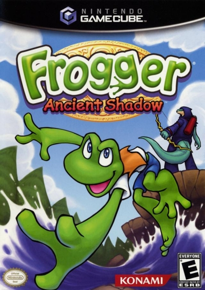 Obal hry Frogger: Ancient Shadow