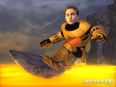 Screen Spy Kids 3-D: Game Over