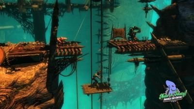 Screen ze hry Oddworld: New n Tasty