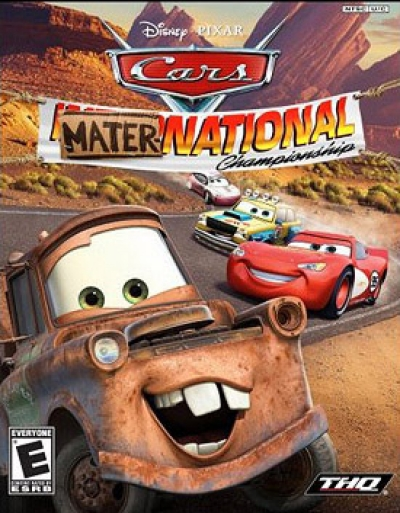 Obal hry Cars: Mater-National Championship