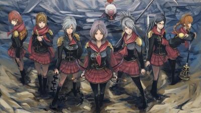 Artwork ke hře Final Fantasy Type-0
