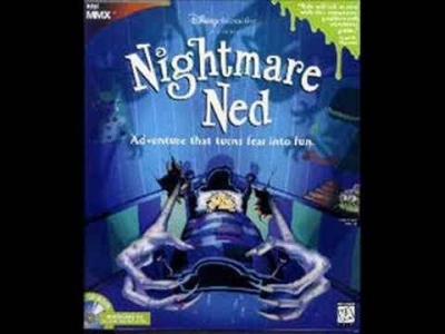 Artwork ke hře Nightmare Ned