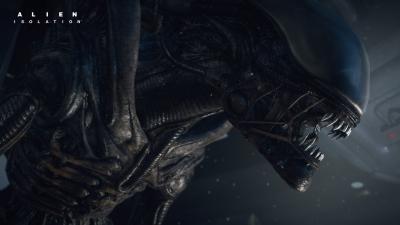 Artwork ke hře Alien: Isolation