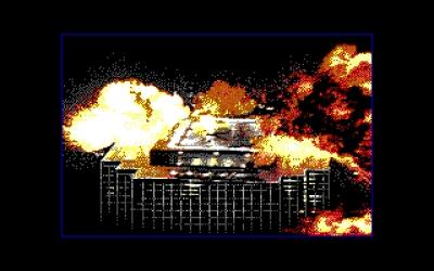 Screen ze hry Die Hard