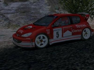 Screen ze hry Colin Mcrae Rally 04