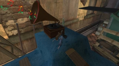 Screen ze hry Ratatouille
