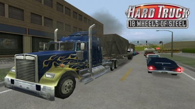 Artwork ke hře Hard Truck: 18 Wheels of Steel