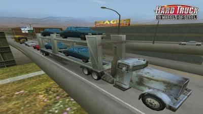 Artwork ke hře Hard Truck: 18 Wheels of Steel