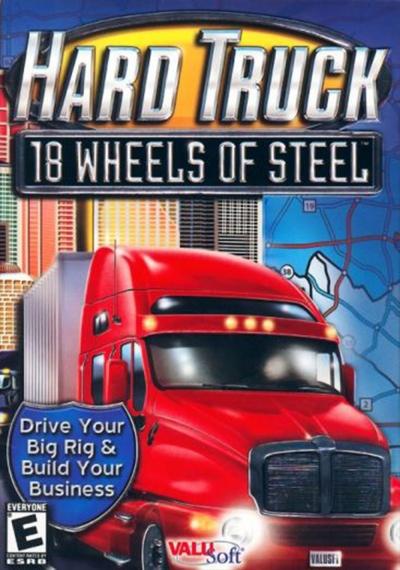 Obal hry Hard Truck: 18 Wheels of Steel