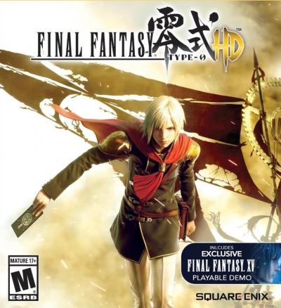Artwork ke hře Final Fantasy Type-0 HD
