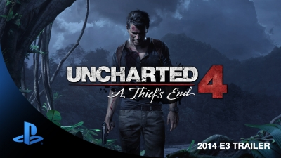 Artwork ke hře Uncharted 4: A Thief´s End