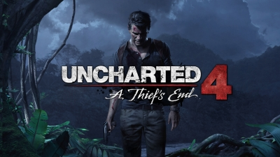 Obal hry Uncharted 4: A Thief´s End