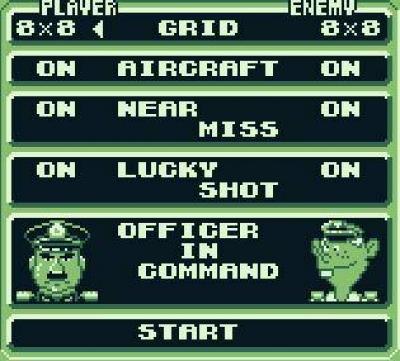 Screen ze hry Radar Mission
