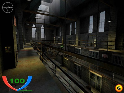 Screen Alcatraz: Prison Escape
