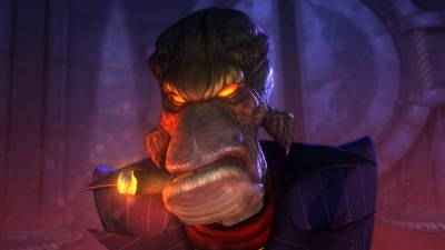 Artwork ke hře Oddworld: New n Tasty