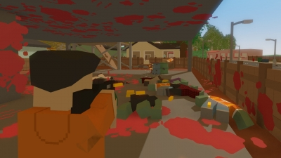 Screen ze hry Unturned