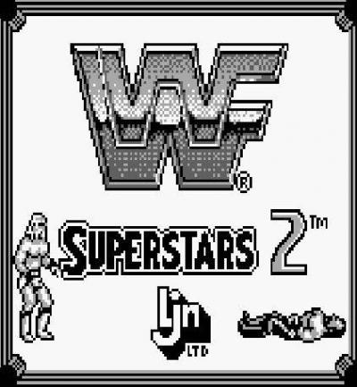 Screen ze hry WWF Superstars 2