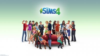 Artwork ke hře The Sims 4