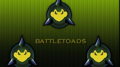 Artwork ke hře Battletoads