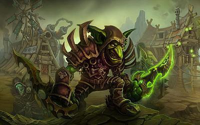 Artwork ke hře World of Warcraft: Cataclysm