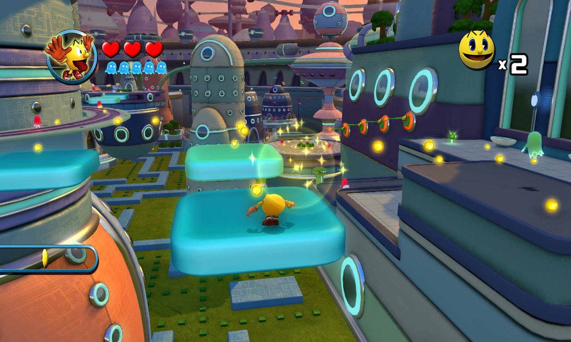 Play a free game of pacman online