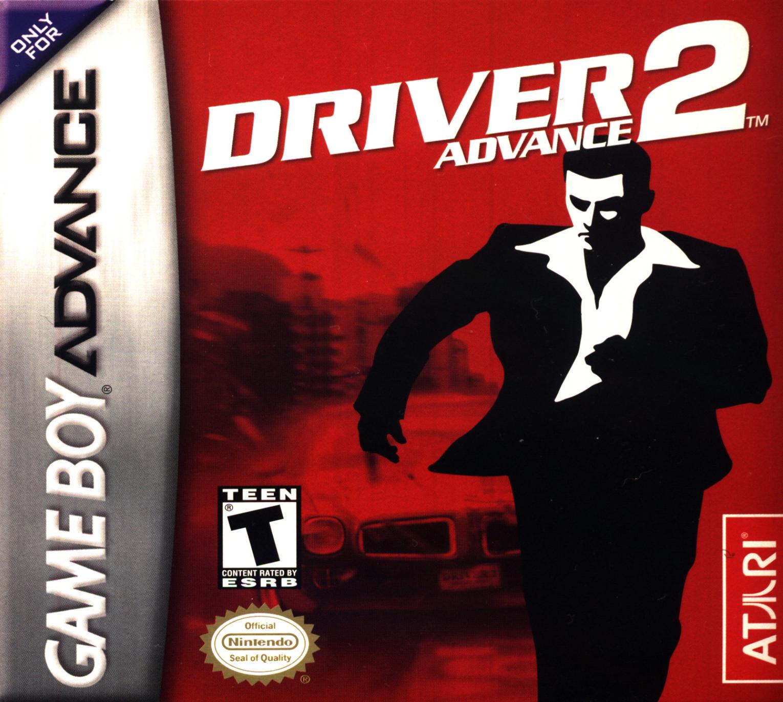 driver 2 advance game