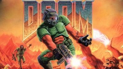 Artwork ke hře Doom