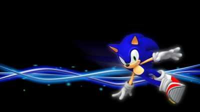 Artwork ke hře Sonic the Hedgehog 2