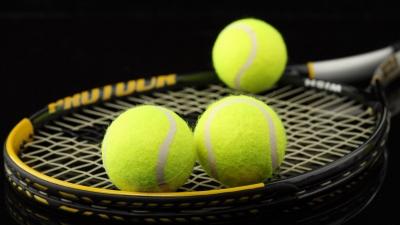 Artwork ke hře Super Tennis