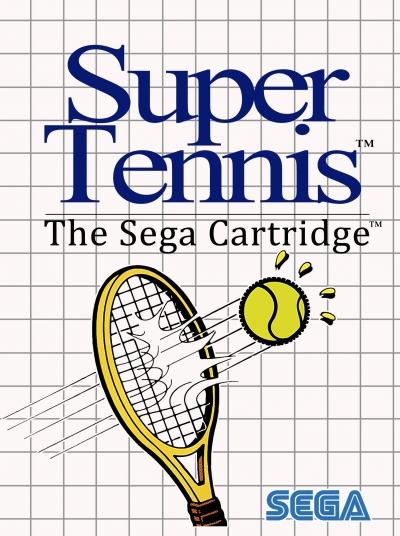 Obal hry Super Tennis
