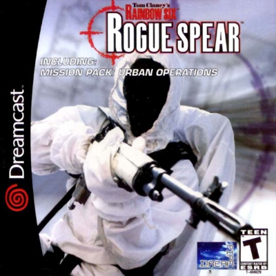 Obal hry Tom Clancy´s Rainbow Six: Rogue Spear
