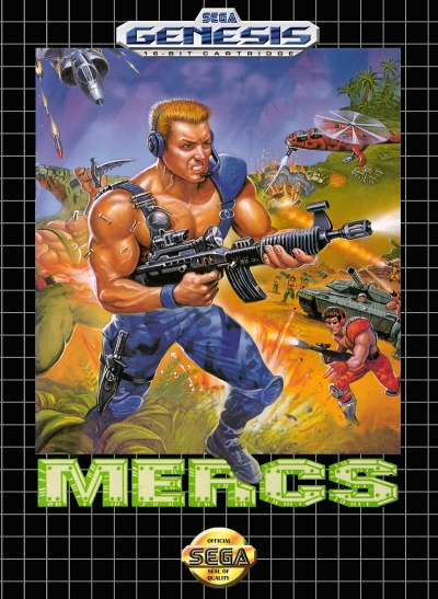 Obal hry Mercs