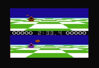 Screen ze hry Ballblazer