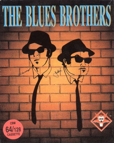 Obal hry The Blues Brothers