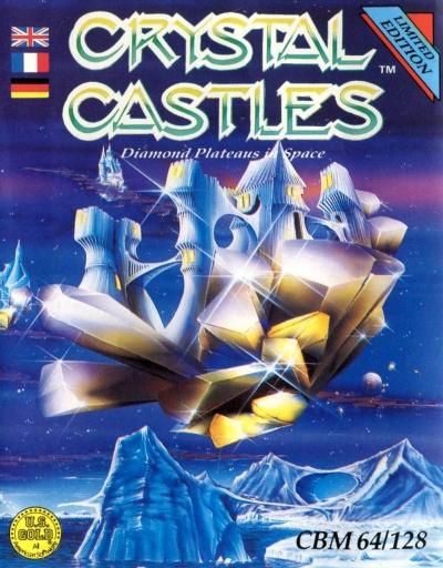 Obal hry Crystal Castles