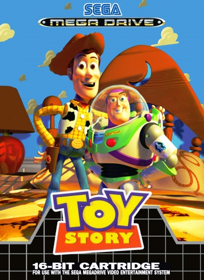 Obal hry Disney´s Toy Story