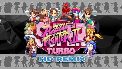 Artwork ke hře Super Puzzle Fighter II Turbo
