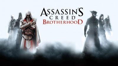 Artwork ke hře Assassin´s Creed: Brotherhood