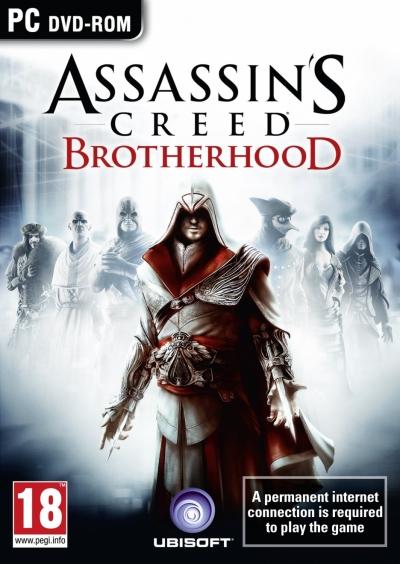 Obal hry Assassin´s Creed: Brotherhood