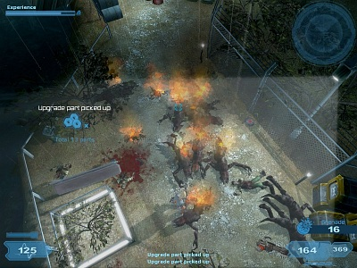 Screen Shadowgrounds Survivor