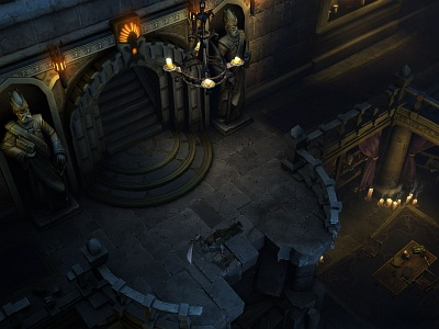Screen Diablo III