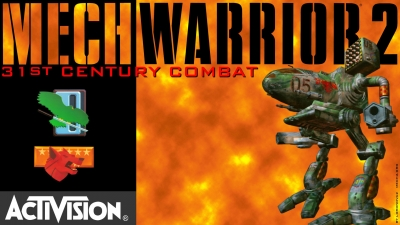 Artwork ke hře MechWarrior 2: 31st Century Combat