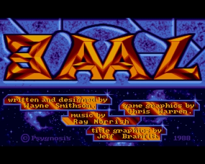 Screen ze hry Baal