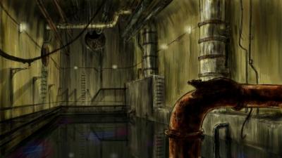 Artwork ke hře Tomb Raider: The Angel of Darkness