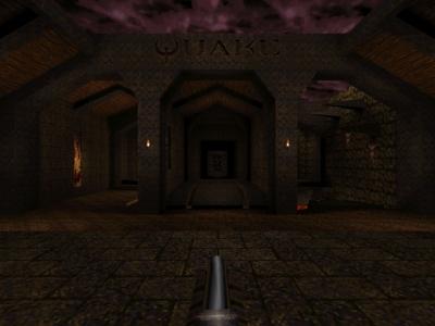 Screen ze hry Quake