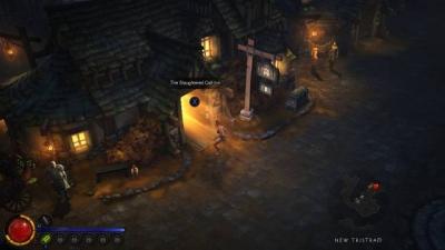 Screen ze hry Diablo III