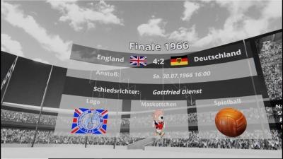 Screen ze hry Kicker