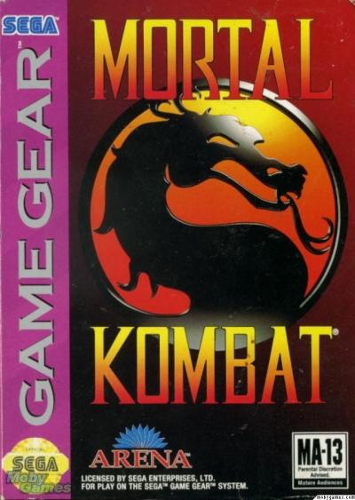 Obal hry Mortal Kombat
